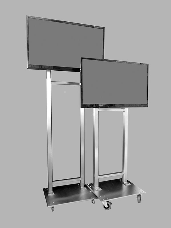 Stainless steel stand - Type 3